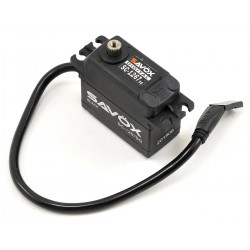 SAVOX  SC 1267 SG BLACK- HV Digital servo