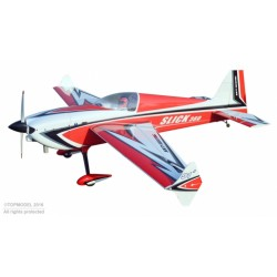 "Skywing -  SLICK 360 91"" ARF RED"